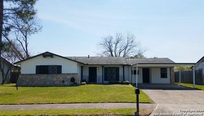 San Antonio Single Family Home New: 7446 Timbercreek Dr