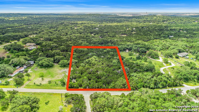 New Braunfels Residential Lots & Land Back on Market: 2274 Lost Trail