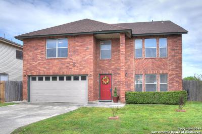 San Antonio Single Family Home New: 7922 Encanto Vista Dr