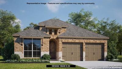 San Antonio Single Family Home New: 2110 Elysian Trail