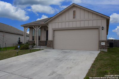 San Antonio Single Family Home New: 3623 Azalea Bend