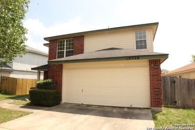 San Antonio Single Family Home Back on Market: 10526 Tiger Way