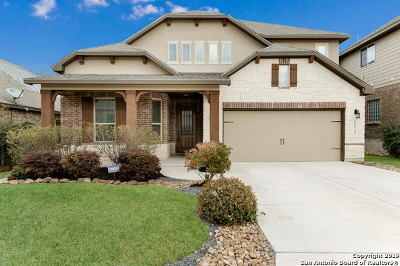 San Antonio Single Family Home New: 28438 Joanie Kay