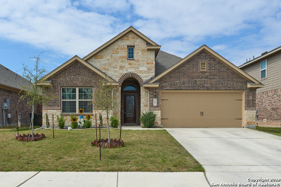 Cibolo Single Family Home For Sale: 261 Albarella