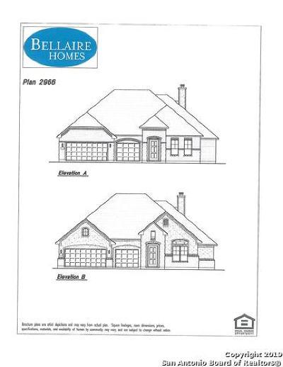 Boerne Single Family Home New: 29515 Kearney Ridge