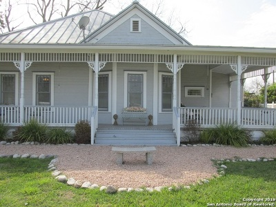 Hondo Single Family Home For Sale: 1201 10th St