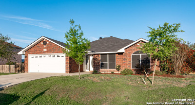 Guadalupe County Single Family Home New: 1060 Cordova Loop