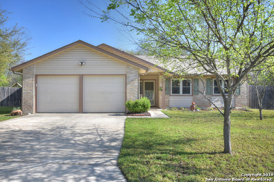 San Antonio Single Family Home New: 9713 Broad Forest St