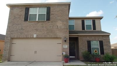 San Antonio Single Family Home New: 6326 Still Meadows