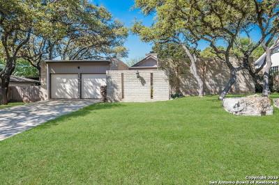San Antonio Single Family Home New: 16411 Ledge Rock St