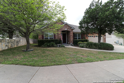 Schertz Single Family Home New: 548 Woodland Oaks Dr