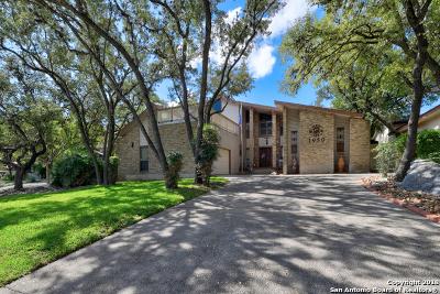 San Antonio Single Family Home New: 1950 Broken Oak St
