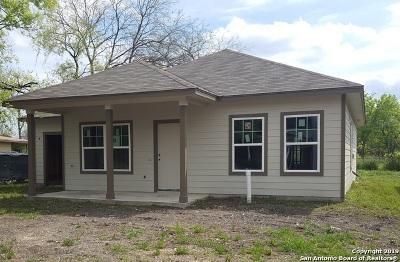 San Antonio Single Family Home New: 630 Marbauch Ave