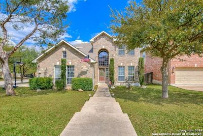 San Antonio Single Family Home New: 63 Blue Thorn Trail