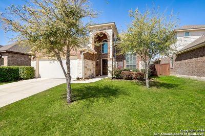 San Antonio Single Family Home New: 7619 Culebra Valley