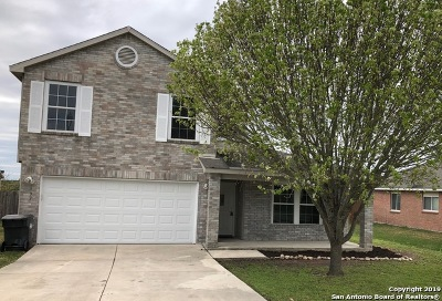 Cibolo Single Family Home Active Option: 133 Stream Crossing