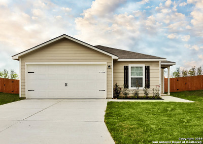 San Antonio TX Single Family Home New: $209,900