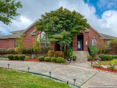Single Family Home For Sale: 22019 Roan Bluff