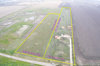 Marion TX Residential Lots & Land For Sale: $800,000