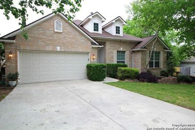 Schertz, Cibolo Single Family Home For Sale: 205 Cinnabar Trail