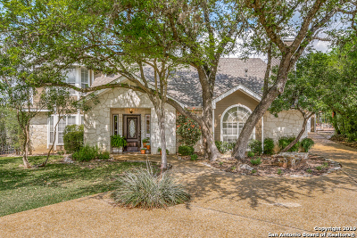 New Braunfels Single Family Home For Sale: 1422 Cypress Bend Cv