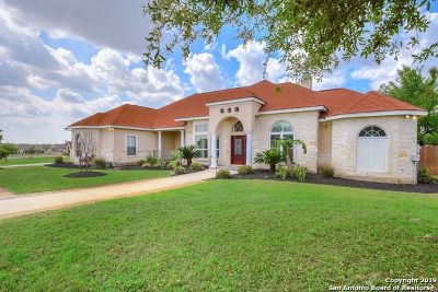 Single Family Home Active Option: 112 Abrego Mount Dr