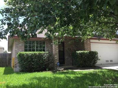 San Antonio Single Family Home Back on Market: 3706 Candleknoll Circle