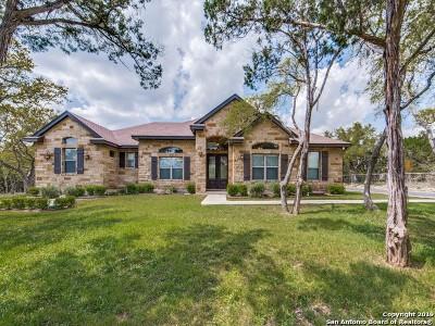 Timberwood Park Single Family Home Active Option: 1203 W Oak Estates Dr