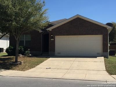 Schertz Single Family Home For Sale: 604 Planters Pass