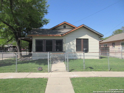 Single Family Home For Sale: 203 E Mayfield Blvd