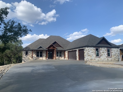 New Braunfels Single Family Home For Sale: 1426 Havenwood Blvd