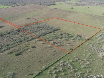 Floresville Residential Lots & Land For Sale: 1373 County Road 122