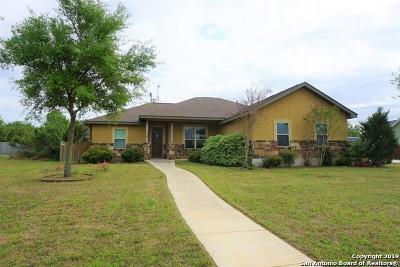 Pleasanton Single Family Home For Sale: 1717 Stone Haven