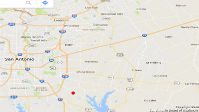 Schertz Residential Lots & Land For Sale: 9145 Hildebrandt Rd