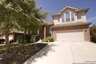 Schertz Single Family Home Price Change: 2529 Sir Barton Bay