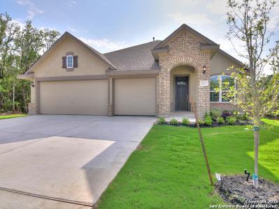 San Antonio Single Family Home Price Change: 8311 Two Winds