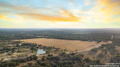 Boerne Farm & Ranch For Sale: 18 Langbein Rd