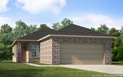 New Braunfels Single Family Home For Sale: 157 Buttercup Bend
