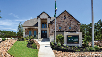 Single Family Home For Sale: 23330 Emerald Pass