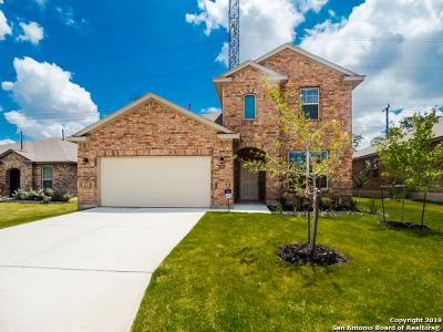 Alamo Ranch Single Family Home Price Change: 5054 Segovia Way