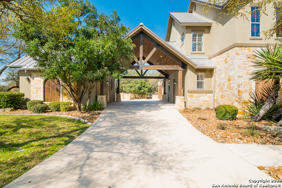 Kendall County Single Family Home For Sale: 100 Fall Springs