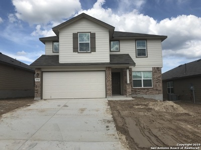 Bulverde Single Family Home For Sale: 29548 Copper Crossing