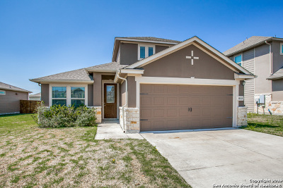 Converse Single Family Home For Sale: 10118 Macarthur Way