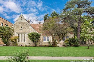 Monte Vista Single Family Home Active Option: 215 E Rosewood Ave