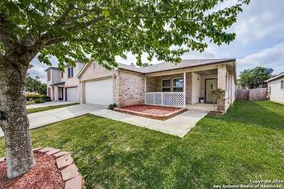 Single Family Home Price Change: 4026 Bulverde Pkwy