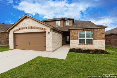 New Braunfels Single Family Home Back on Market: 6307 Juniper View