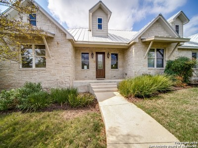 Cordillera Ranch Single Family Home Price Change: 106 Big Horn