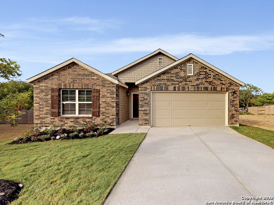 Single Family Home For Sale: 16323 Amistad Pass