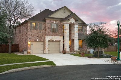 Trails Of Herff Ranch Single Family Home For Sale: 112 Coyote Cir