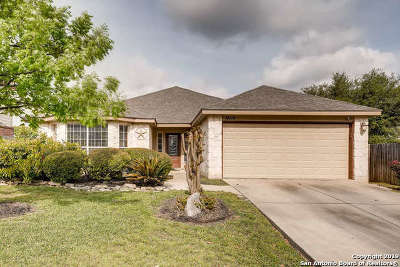 Helotes Single Family Home For Sale: 12115 Peach Crossing